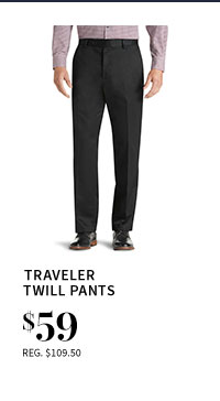 $59 All Traveler Twill Pants