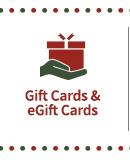 Gift Cards & eGift Cards